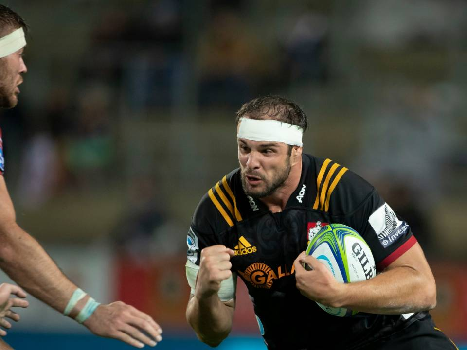 Gallagher Chiefs bid au revoir to Ardron and Manu