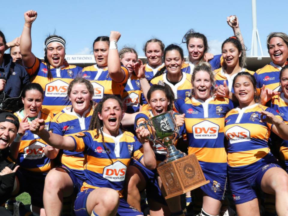 Farah Palmer Cup Preview | Bay of Plenty Volcanix