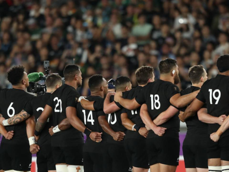 All Blacks squad named for 2020 Investec Super Rugby Championship