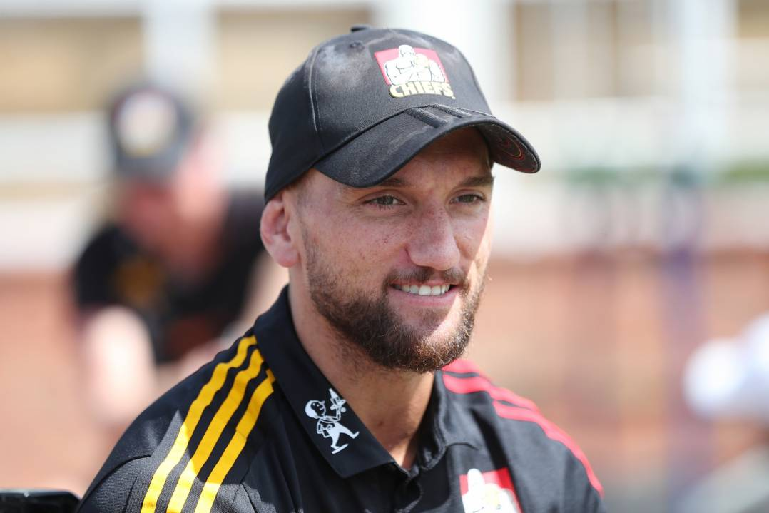 Aaron Cruden's Classic French Crepe Recipe