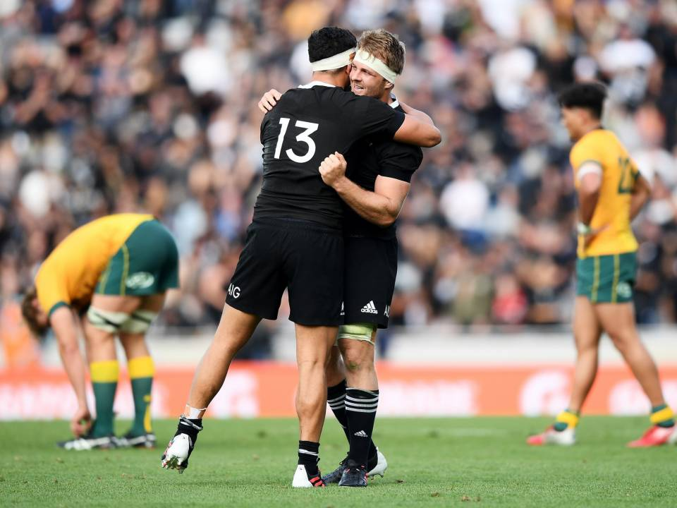 All Blacks named for third Bledisloe Test