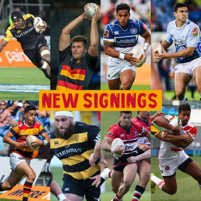 New players add exciting touch to Gallagher Chiefs