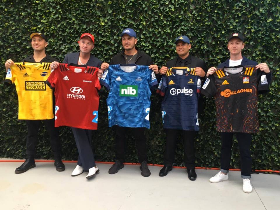 Super Rugby ready to rip into 25th season
